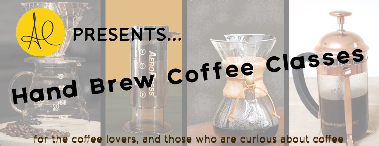Alliance Coffee's Personalised Coffee Classes
