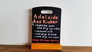 adelaide asskicker coffee