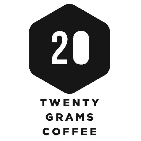 20grams coffee logo