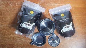 Phin Brew Kit with kopi
