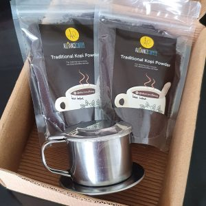 Kopi Brewing Gift Box (Phin)
