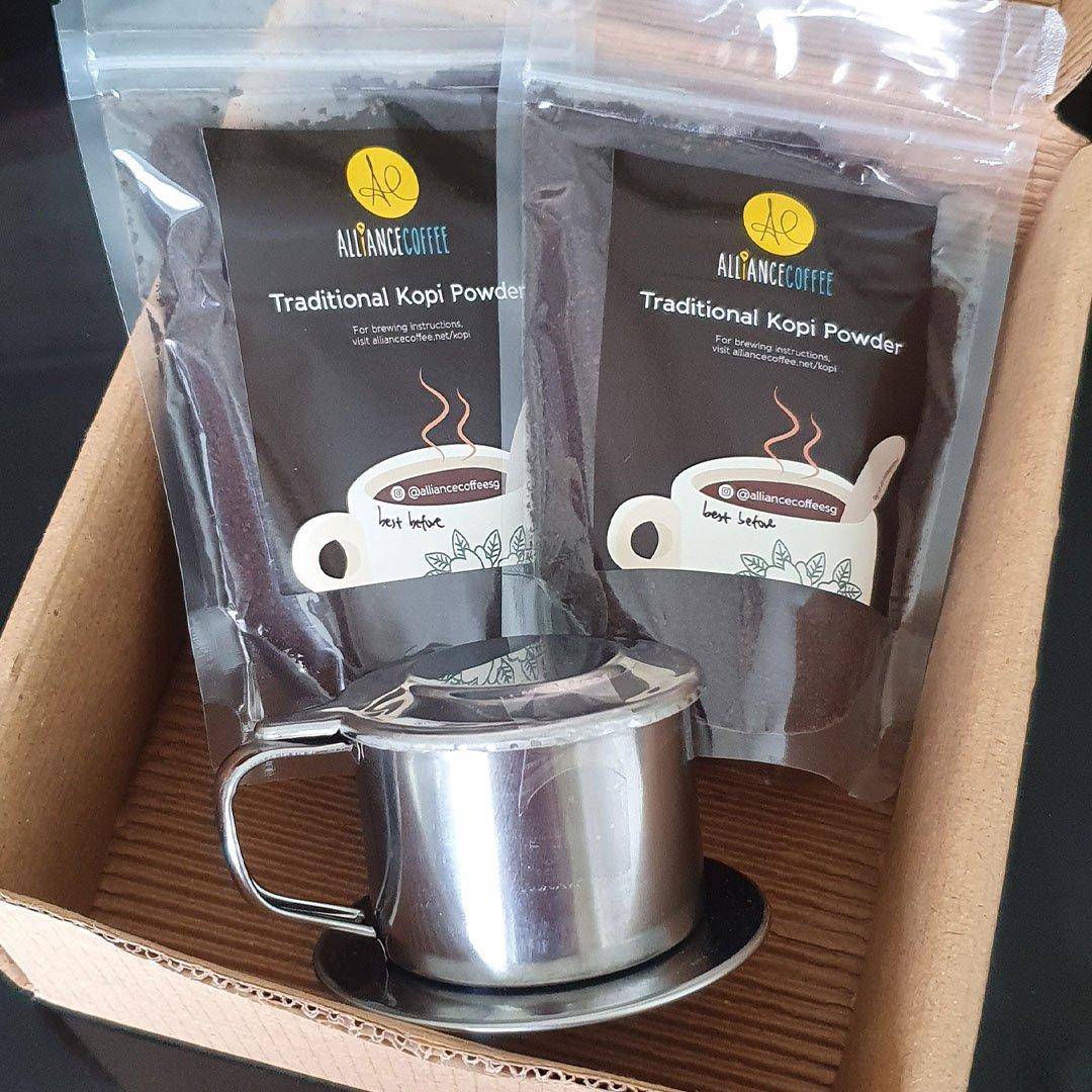 Kopi Brewing Gift Box (Phin)