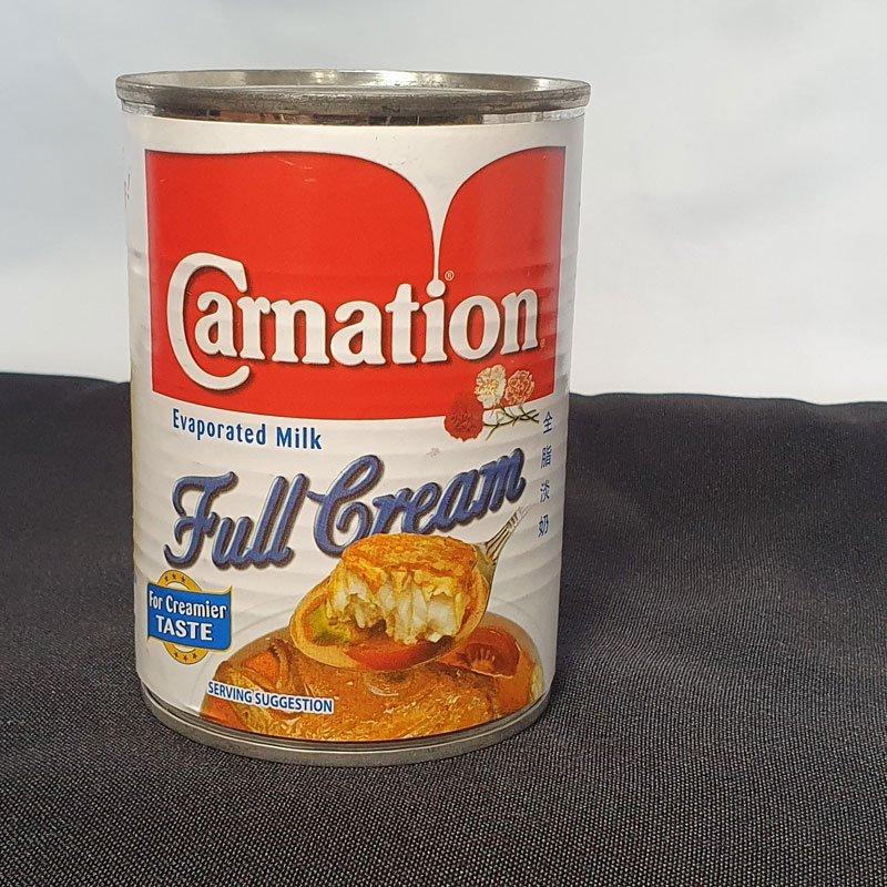 Carnation Evaporated Full Cream