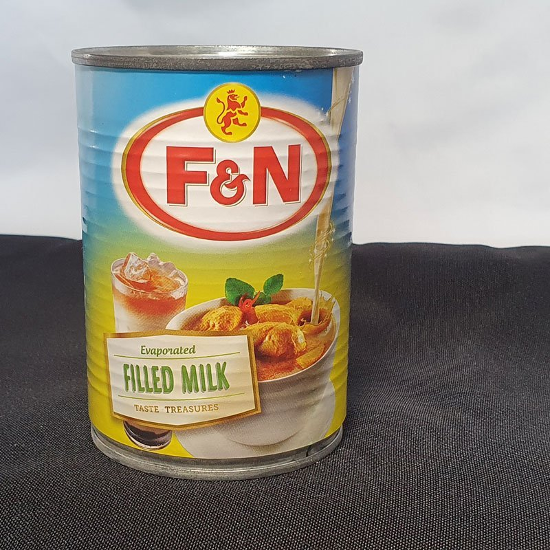 FnN Evaporated Filled Milk